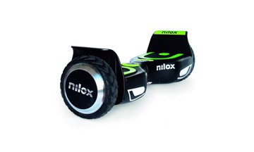 Εικόνα της NILOX DOC 2 HOVERBOARD PLUS BLACK
