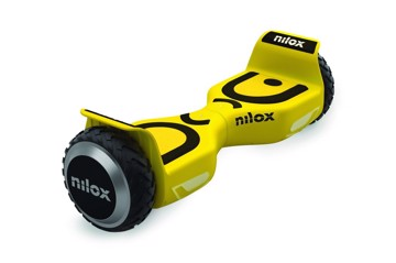 Picture of NILOX DOC 2 HOVERBOARD YELLOW