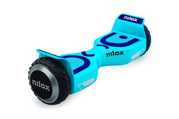 Picture of NILOX DOC 2 HOVERBOARD SKY BLUE