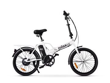 Εικόνα της NILOX DOC E-BIKE X1 WHITE Ηλεκτρικό ποδήλατο