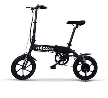 Picture of NILOX DOC E-BIKE X2 PLUS BLACK Ηλεκτρικό ποδήλατο
