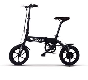 Εικόνα της NILOX DOC E-BIKE X2 PLUS BLACK Ηλεκτρικό ποδήλατο