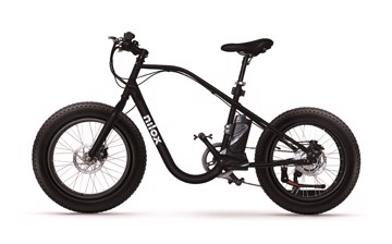 Εικόνα της NILOX DOC E-BIKE X3 BLACK Ηλεκτρικό ποδήλατο