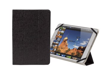 """Picture of RivaCase 3122 black/white double-sided tablet cover 7-8"""" Θήκη tablet"""