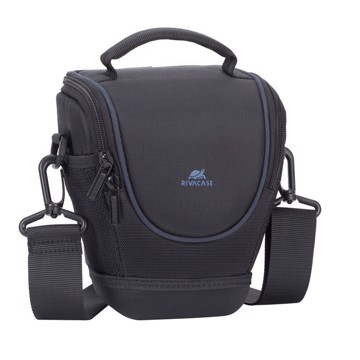 Picture of RivaCase 7201 IPAΝEMA SLR Holster Case Black Τσάντα μεταφοράς DSLR