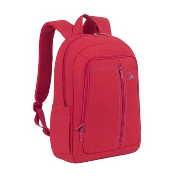 "Picture of Riva Case 7560 Alpendorf Laptop Canvas Backpack 15.6"" red Τσάντα μεταφοράς Laptop"