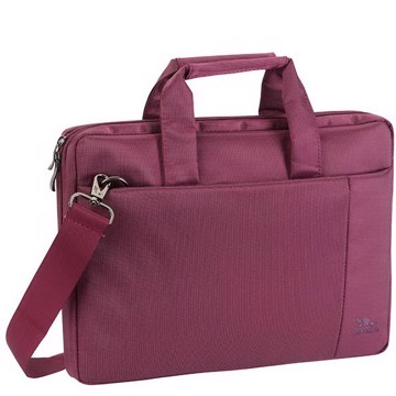 """Picture of RivaCase 8211 Central purple Laptop bag 10,1"""" Τσάντα μεταφοράς Notebook"""
