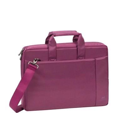 """Εικόνα της RivaCase 8231 Central purple Laptop bag 15,6"""" Τσάντα μεταφοράς Laptop"""