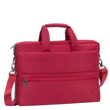 """Picture of RivaCase 8630 Tiergarten red Laptop bag 15.6""""  Τσάντα μεταφοράς Laptop"""