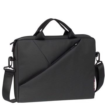 """Εικόνα της RivaCase 8730 Tivoli grey Laptop bag 15.6"""" Τσάντα μεταφοράς Laptop"""