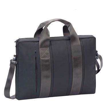 """Εικόνα της RivaCase 8830 Hyde grey Laptop bag 15.6"""" Τσάντα μεταφοράς Laptop"""