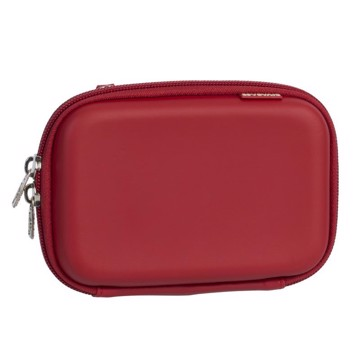 Picture of RivaCase 9101 Davos (PU) HDD Case red Θήκη HDD