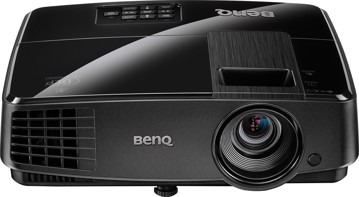 Picture of BENQ PROJECTOR MS506 BLACK Βιντεοπροβολέας