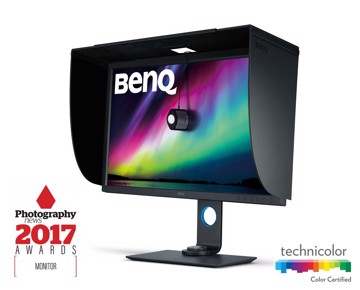 Picture of BENQ PHOTOGRAPHIC MONITOR SW320 Επαγγελματική οθόνη για φωτογράφους
