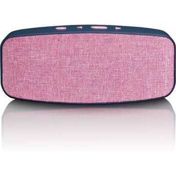 Εικόνα της LENCO BLUETOOTH SPEAKER  BT-130 PINK Ηχείο Bluetooth