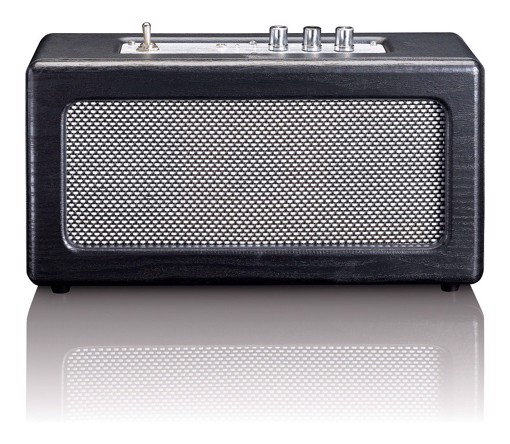 Picture of LENCO BLUETOOTH SPEAKER BT-300 BLACK Ηχείο Bluetooth