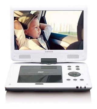 Εικόνα της LENCO PORTABLE DVD DVP-1063 Συσκευή αναπαραγωγής DVD
