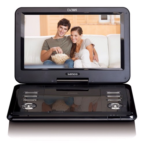 Picture of Portable car DVD player with 12 '' screen and TV tuner