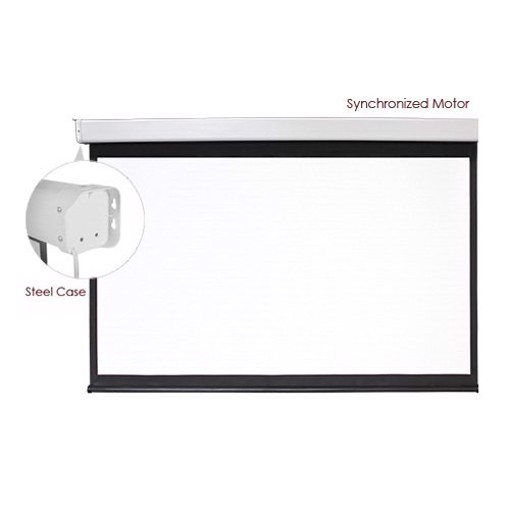 """Picture of BRATECK ELECTRICAL SCREEN 180"""" ESAA180"""