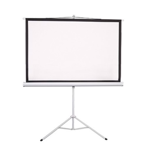 Picture of PROJECTION SCREEN  WITH TRIPOD ESDC86