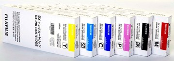 Picture of DX INK CARTRIDGE CYAN (DX-100)