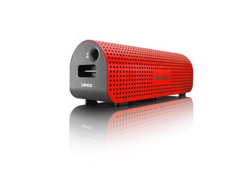 Εικόνα της LENCO BLUETOOTH SPEAKER GRID-7 RED Ηχείο Bluetooth