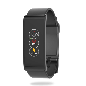 Picture of MYKRONOZ ZEFIT4HR BLACK Activity tracker