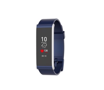 Picture of MYKRONOZ ZEFIT4HR BLUE/SILVER Activity tracker