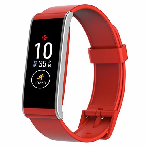 Picture of MYKRONOZ ZEFIT4 RED/SILVER Activity tracker