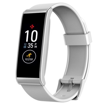 Picture of MYKRONOZ ZEFIT4 WHITE/SILVER Activity tracker