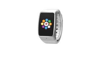 Picture of MYKRONOZ ZEWATCH4 SILVER/WHITE Smartwatch