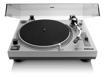 Picture of LENCO TURNTABLE L3808 MATT GREY Πικάπ
