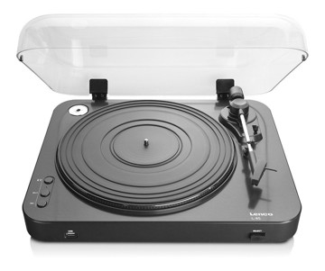 Picture of LENCO TURNTABLE L-85 BLACK Πικάπ