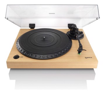 Picture of LENCO TURNTABLE L-91 WOOD Πικάπ