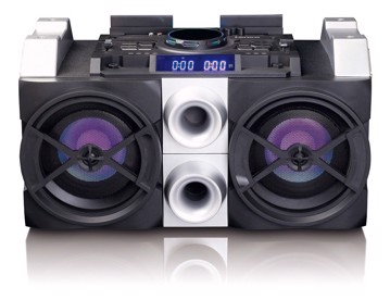 Picture of LENCO PORTABLE SOUND SYSTEM PMX-150 Φορητό ηχείο Party Bluetooth