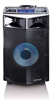 Picture of LENCO PORTABLE SOUND SYSTEM PMX-240 Φορητό ηχείο Party Bluetooth