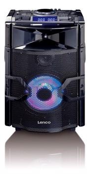 Εικόνα της LENCO PORTABLE SOUND SYSTEM PMX-250 Φορητό ηχείο Party Bluetooth