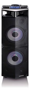 Εικόνα της LENCO PORTABLE SOUND SYSTEM PMX-300 Φορητό ηχείο Party Bluetooth