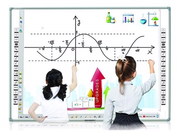 "Εικόνα της INTECH INTERACTIVE WHITEBOARD 78"" SR7378D TEN POINT TOUCH"