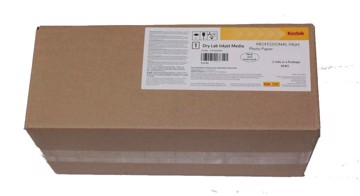 Picture of The KODAK PROFESSIONAL Inkjet Photo Paper is compatible with Noritsu, Fuji and Epson Dry Lab Dry Lab printers