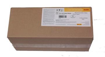 Εικόνα της Kodak Dry Lab Paper, Glossy 12,7cmX100m 255grams