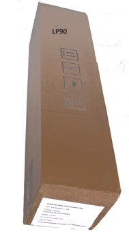 Εικόνα της LUCKY COLD LAMINATION FILM 63,5cmx40m LEATHER