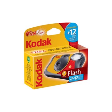 Picture of KODAK one use camera