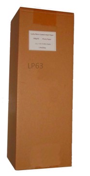 Picture of LUCKY INKJET PAPER 36,2cmx30m SATIN 260g/m2