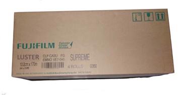 Εικόνα της FUJICOLOR PAPER SUPREME 10,2 x176LU