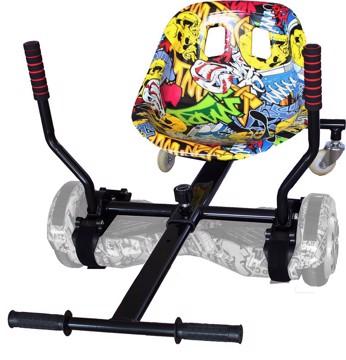 Εικόνα της T-SLIDE KART DRIFTER MULTICOLOR Κάθισμα drifter