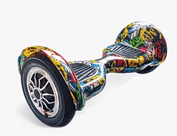 Picture of T-SLIDE HOVERBOARD X100BT MULTICOLOR