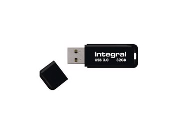 Picture of INTEGRAL USB Flash Drive Black 3.0 - 32GB Μαύρο