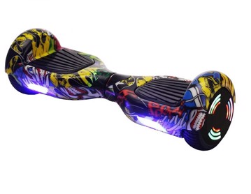 Εικόνα της GO RIDE HOVERBOARD 65 LIGHTING BLUETOOTH