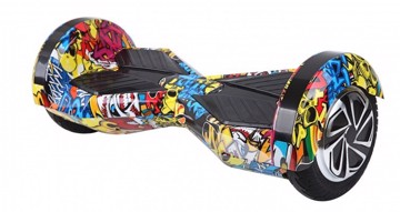Picture of URBANGLIDE HOVERBOARD 80S MULTICOLOR